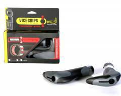 Velo Lock Grips With Horns