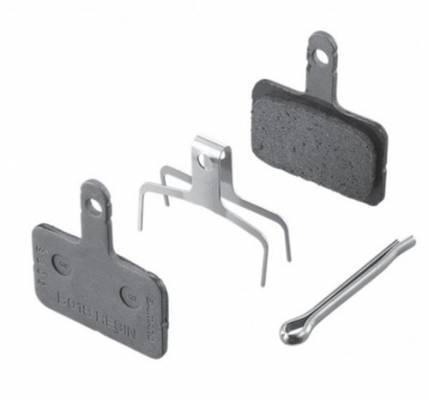 Shimano - (B01S) Resin Pad & Spring w/Split Pin