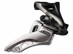 Shimano (9020) XTR 11 Spd Double Front Derailleur Band Type Front Pull, Side Swing