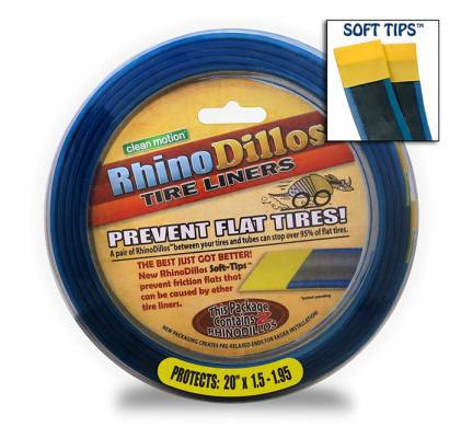 "RhinoDillos Tire Liner For 20"" tires"