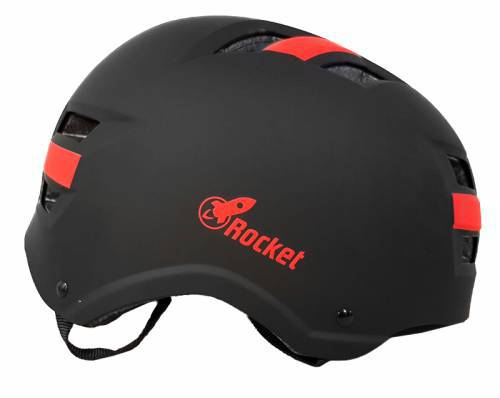 ROCKET Extreme - Skateboard - Cycling Helmet