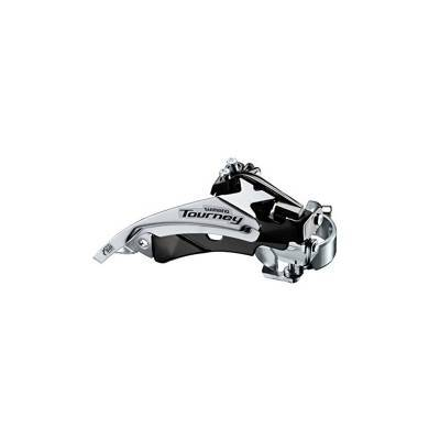 Shimano (TY510) Tourney 6/7 Spd Front Derailleur Top Normal Dual Pull