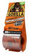Gorilla Packaging Tape 35 YD Display Pack 6 PC
