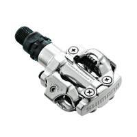 SHIMANO - PD-520 SPD Clipless Pedal-כסוף
