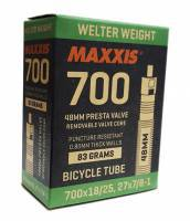 פנימית לאופני כביש MAXXIS Welter Weight 700-18/25-פרסטה 48mm