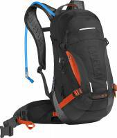 תיק רכיבה - שתיה CAMELBAK M.U.L.E LR15-Black Orange, 12L+3L