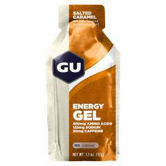 ג'ל אנרגיה קרמל - Gu Energy Gel Salted Caramel
