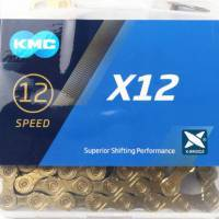 KMC X12 Ti-N 12 Speed Chain