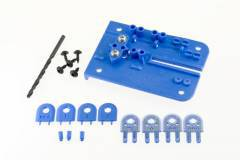 "Micro Jig 1/8"" Kerf SteelPRO MJ Splitter Kit - Blue"