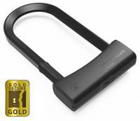 מנעול לאופניים SeatyLock Mason 85-180 U Lock-Black