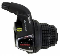 Shimano (RS35) Tourney 6 Spd Grip Shift Lever Right ONLY
