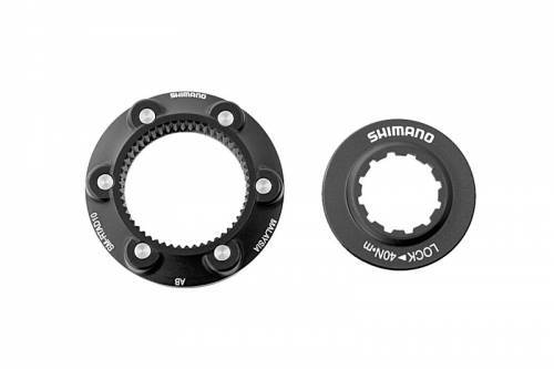 Shimano Center Lock to IS 6-Hole Adapter