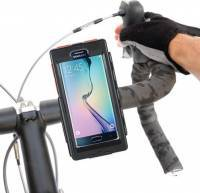 מתקן פרמיום קשיח לסמסונג - TIGRA Bike Console Galaxy S6 / Edge