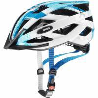קסדת שטח UVEX - AirWing-2020, White-Blue