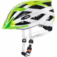 קסדת שטח UVEX - AirWing-2020, White-Lime