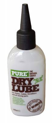 TF2 שמן טהור יבש לשרשרת Weldtite Pure Dry Lube